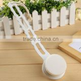 Dry bath body brush bath cleaning brushes long handle