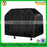 High quality large gas grill plastic grill cover