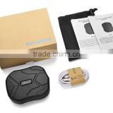 magnet car gps tracker sim card gps tracking device TK905 TKSATR hidden tracker for vehicle