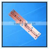 long hinge ,Antique copper plated piano hinge