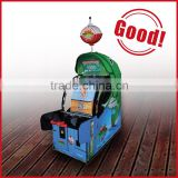 amusement game machine big bass wheel ticket redemption game machine coins token game machine