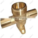 stainless steel and bronze precision jewelry investment wax lost casting parts