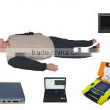 Comprehensive emergency skills First Aid CPR manikin,Simulation of human CPR Training medical model