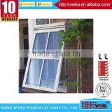 Cheap and quality White or any color small awning windows