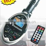 168A Bluetooth Car MP3 Player with FM transmitter