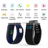 Newest IP54 Sweatproof Fitness Tracker With Heart Rate, Blood Pressure, Blood Oxygen Monitor