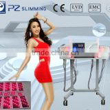 Trending hot products high quality dual wave mitsubishi 200mw lipo laser/rf cavitation lipo laser