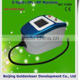 2013 New design E-light+IPL+RF machine tattooing Beauty machine cosmetology training doll head mannequin tripod s
