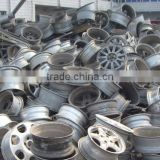 ALUMINUM WHEEL SCRAP Grad A