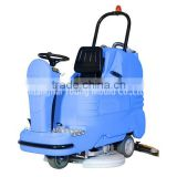 Rotational molding aluminum mould plastic electric floor scrubber