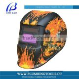 HX-TN05 Hot sale Protective face shield Full face welding mask Auto-darkening welding helmet with CE