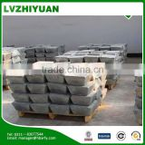 high purity 99.85% antimony lead ingot
