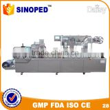 Alibaba gold supplier capsule /tablet/pill /ampoule blister packing machine