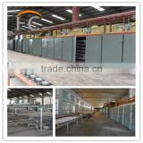 drywall/gypsum board making machine
