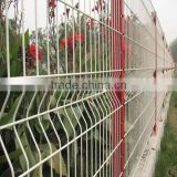 Welded Wire Fencing Curvy Wire Mesh Grating Garden Border Fence ( Professional Factory )