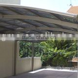 2016 new product polycarbonate transparent roofing sheet