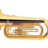 Bb key 3 piston valve marching tuba