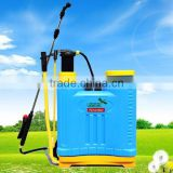 16L manual knapsack sprayer used of agriculture tools