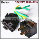 power relay brand new /heavy duty relay / glow plug relay make in China