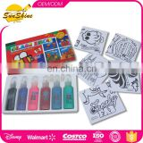creative WINDOW DECO colorful paint kit for kids