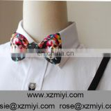 2014 New Silk Mens Pattern Custom Printed Bow Tie