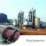 3000 T/D Cement Clinker Processing Production Line / White Cement Plant