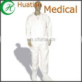 Disposable anti static protective garment