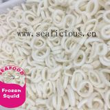 Frozen ring squid wholesale cleaned skinless
