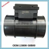 BAIXINDE Best Price Air Flow Sensor OEM1380058B00 13800-58B00 FOR MAZDAs Suzuki