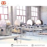 Stable Working Automatic Injera Making Machine 13.2kw Or Gas