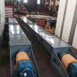 Frequency conversion screw conveyor