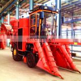 Good Farmer Helper Machine Combined Sugarcane Harvester With Total Loss Rate Of Less Than 5%