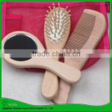 home use comb ,mirror and brushes set export to Spain