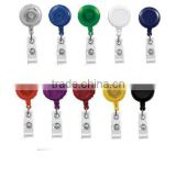 40 MIXED CHOOSE COLOR ID HOLDERS BADGE REELS retractors pulls pulleys yoyo
