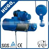 0.5ton to 20ton High Quality Hoist Winch Rope/Electric Wire Rope Hoist for Construction