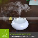 300ml Aroma Essential Oil Diffuser Ultrasonic Air Humidifier with AUTO Shut off and 6-7 HOURS Continuous Diffusing