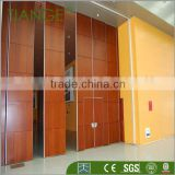 Conference room space division folding movable acoustic partition                                                                         Quality Choice