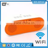 creative gift HD sound music handsfree TF card wireless WIFI portable professional speaker                                                                                                         Supplier's Choice