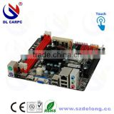 New Arrival Onboard Intel Celeron 847 dual core 1.1GHz CPU MINI ITX Mainboard Industrial PC Motherboard                                                                         Quality Choice