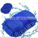 Microfiber Grooming Mitt Horse equine cleaning gloves