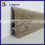 Alibaba com pvc floor plinth,plastic floor skirting board wholesale