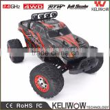 1/12 scale electric rc vehicle high speed racing car with 4WD 2.4G