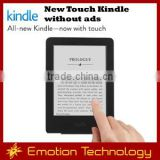 Amazon New Touch Kindle without ads Wholesales Electronic Books reader without ads Amazon New Touch Kindle
