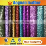 Shiny Glitter Lady Shoes Leather for Wall Paper and Woman Shoes A1501                                                                         Quality Choice