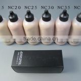 MC many colors super moisturizing best brand foundation makeup liquid foundation