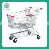 Hot sale supermarket wagon with reasonable price