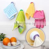 2015 NEW SELF-ADHESIVE TOWEL MOP GLOVE STRONG HANGER