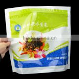 colorful printing vacuum seal storage bag with ziplock China suppliers