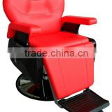 2015 Red Antique classic furniture chairs/barber chair/shampoo chair/pedicure chair