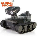 2016 newest product!Wifi mini plastic tank toy,rc tank with 0.3MP fpv camera                                                                         Quality Choice